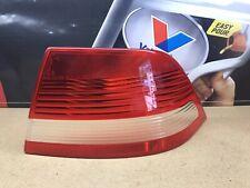 2003 2004 2005 2006 2007 Saab 9-3 Passenger Right Rear Tail Light Lamp Lens OEM