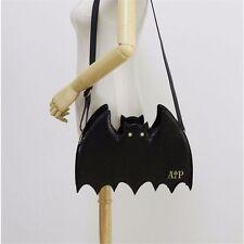 Japanese Harajuku Punk Gothic Bat Wings Shouder Bag Girls Lolita Backpack Black