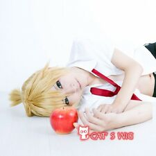 VOCALOID Kagamine Twins brother LEN RIN cosplay wig