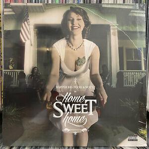 RAPPER BIG POOH + NOTTZ - HOME SWEET HOME (VINYL LP) 2015!! RARE!!  GREEN SEALED
