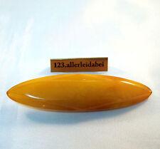 Big Butterscotch Ambre Broche Ambre Broche old real amber/AY 867
