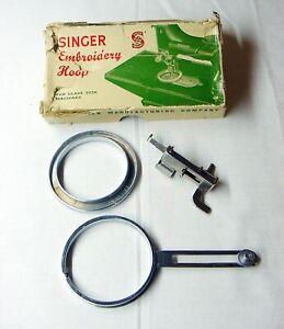 Antique Davis No Name Store Brand Sewing Machine Needle Plate Original Parts P996