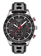Tissot PRS 516 Chronograph HerrenUhr Mens Schwarz  Watch T100.417.16.051.00