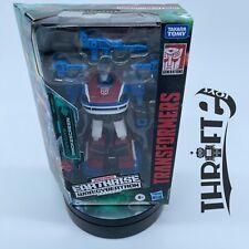 Transformers SMOKESCREEN War for Cybertron Earthrise Deluxe Takara Tomy NEW