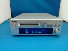 Onkyo Hi-Md Mini Disc Recorder Md-105Fx Perfect working Excellent+ Ems w/track