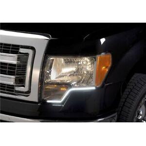 Putco 290140B Black LED DayLiner G3 Headlight Light Strips for Ford F-150