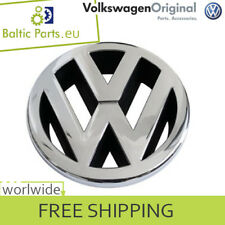 ORIGINAL GENUINE VW PASSAT B7 (2012 - 2015) GRILLE BADGE 1T0853601 E ULM Emblem