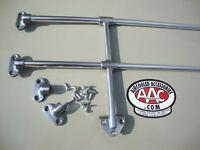 Jail Bars REAR WINDOW VW Baywindow Split Bay Camper Type 2 Splitscreen AAC019