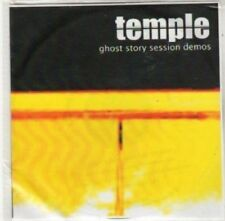 (BY643) Temple, Ghost Story session demos - 2006 DJ CD