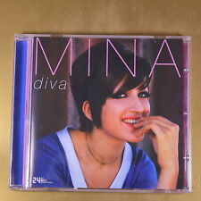 [AO-169] CD - MINA - DIVA - 2002 BMG RICORDI - OTTIMO