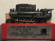 Westside Models Brass Southern Pacific P-1 4-6-2 Locomotive & Tender Japan C7+
