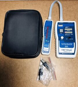 Trendnet TC-NT2 Network Cable Tester With Tone Generator Trendware USA