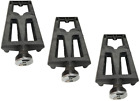 BBQ Gas Grill 3 PACK Cast Iron Burner Replacement Parts For DCS 36ABQAR Grills