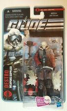 GI JOE The Pursuit Of Cobra: Destro  Action Figure New Sealed