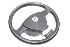 VW Touran Golf 5 Lenkrad 3 Speichen 1K0419091EQ rote Nähte