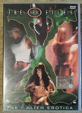 The sex files - File 1: Alien Erotica -  DVD  NUOVO
