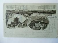 Ansichtskarte Bayern's Rigi Hohenpeissenberg 1901