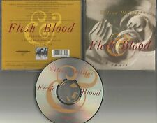 WILSON PHILLIPS Flesh & Blood EDIT & CHRISTMAS Silent Night LIMTED USA CD single