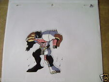 TRANSFORMERS BEAST WARS II 2 LIO CONVOY ANIME PRODUCTION CEL 6