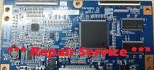 T-Con Board *** REPAIR SERVICE *** 55.46T02.C04 46T02-C02  Dynex DX-L42-10A