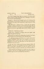 1863 Civil War, Navy Department Mutiny Charge and Punishment