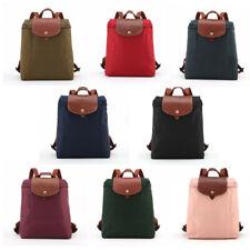 Longchamp Le Pliage 1699 Backpack Nylon Adjustable Straps Women's Bag^