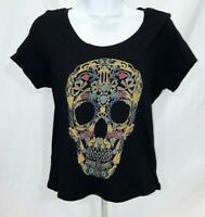 Women's Small Black Truly Madly Deeply T-Shirt