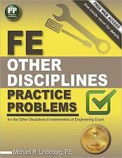 Ppi Fe Other Disciplines Practice Problems Comprehensive Practice for the Other