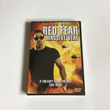 """Cards Against Humanity Dad Pack Expansion DVD Case """"Red Fear-Massive Heat"""" CAH"""