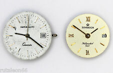 Lot of 2 items   RONDA 775 original quartz watch movement    UNTESTED (3050)