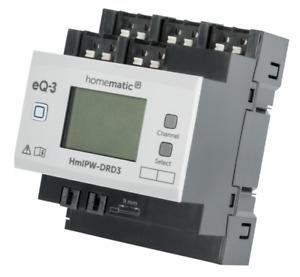 Homematic IP Wired Dimmaktor 3-fach