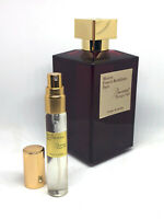 BACCARAT ROUGE 540 EXTRAIT Maison Francis Kurkdjian -10ml sample - 100% GENUINE