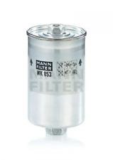 Kraftstofffilter für Kraftstoffförderanlage MANN-FILTER WK 853