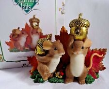 Charming Tails Figurine Our Friendship is Golden