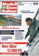 Modell-Eisenbahner, Heft 5/1995