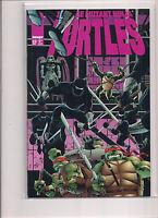 Teenage Mutant Ninja Turtles Scarce First Printing Comic Book. #23 Last Issue!