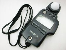 [Excellent+++] Minolta Auto Meter IV F Ambient & Flash Meter from Japan #959