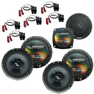 Fits Hummer H2 2003-2007 Factory Speakers Replacement Harmony (2) C65 C4 Package