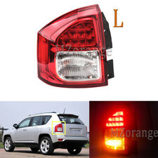 Left Side Rear Tail Lamp Fog Light Driver For Jeep Compass 2011 2012 2013 2014