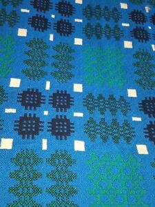 Vintage welsh wool blanket