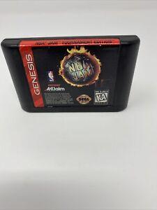NBA Jam T.E. (Sega Genesis, 1995) Cart Only Tested