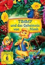DVD - Timmy und das Geheimnis von Nimh (2012) - NEU & OVP
