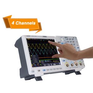 OWON XDS3064E 4 Channel 8 bit Oscilloscope and Generator