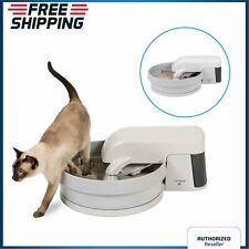 Self Cleaning Cat Litter Box Automatic Clean Kitty Quiet Reduces Odor Clumping