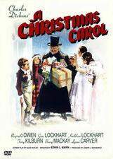 A Christmas Carol (1938 Reginald Owen) (Charles Dickens) DVD NEW