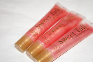 3x Victoria's Secret Sweet Talk Shimmering Lip Gloss - Strawberry Shimmer