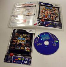 JEU Nintendo WII snk arcade classics 1  complet VF