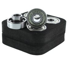 Sector 9 Precision ABEC 5 BLAZE Skateboard Longboard Bearings - Built In Spacer