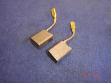 Pair of Carbon Brushes for DeWalt D28157A Type 1 D28187A  DW456A DW456B Type 2