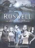 ROSWELL - THE COMPLETE SECOND (2) SEASON (KEEPCASE) (DVD)